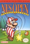 NES Open Tournament Golf Box