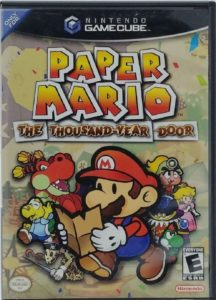 Paper Mario - The Thousand-Year Door Box