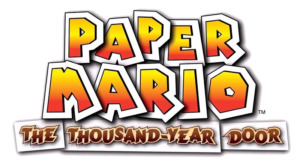 Paper Mario - The Thousand-Year Door - Logo