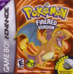 Pokemon FireRed Box