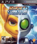 Ratchet & Clank Future - A Crack in Time Box