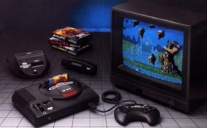 Sega Genesis Altered Beast