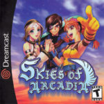 Skies of Arcadia Box