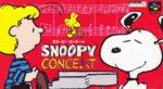 Snoopy Concert Box