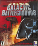 Star Wars - Galactic Battlegrounds Box