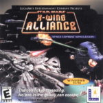 Star Wars - X-Wing Alliance Box