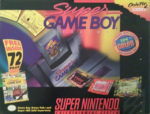 Super Game Boy Box