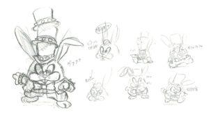 Super Mario Odyssey Concept Art - Boss Battle