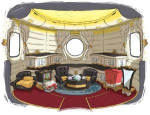 Super Mario Odyssey Concept Art Inside