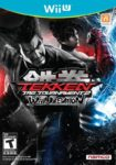 Tekken Tag Tournament 2 Wii U Edition Box