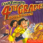 The ClueFinders Math Adventures Box