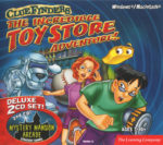 The ClueFinders - The Incredible Toy Store Adventure! Box