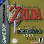 The Legend of Zelda - A Link to the Past & Four Swords Box