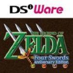 The Legend of Zelda Four Swords Anniversary Edition Box