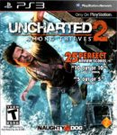 Uncharted 2 - Among Thieves Box