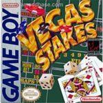 Vegas Stakes Game Boy Box
