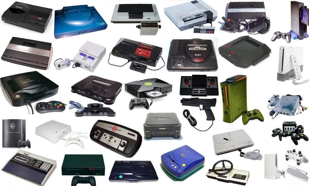 Video Game Platforms