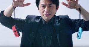 Yoshiaki Koizumi Switch Presentation