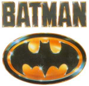 Batman The Video Game Logo