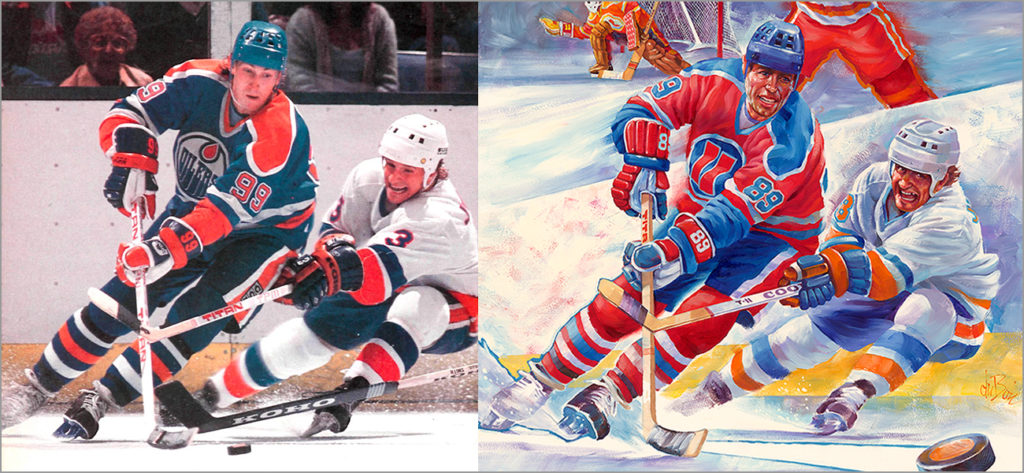 Blades of Steel Sports Illustrated Inspiration