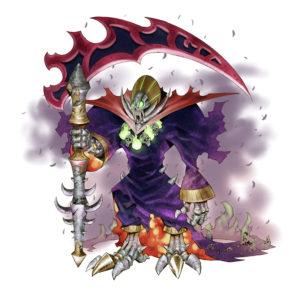 Kid Icarus - Big Reaper Concept Art