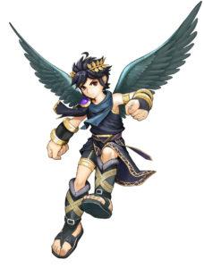 Kid Icarus - Dark Pit Concept Art