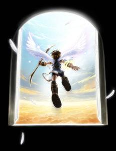 Kid Icarus - Promo Artwork