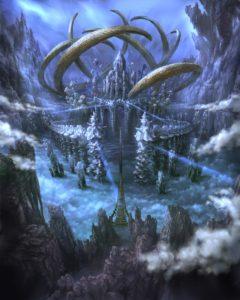 Kid Icarus - Reaper Fortress 2 Concept Art