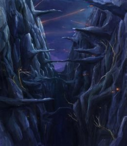Kid Icarus - Reaper Fortress 3 Concept Art