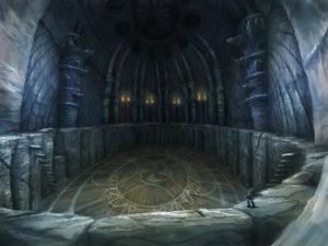 Kid Icarus - Reaper Fortress Concept Art