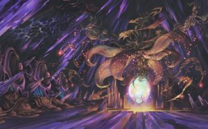 Kid Icarus - Reset Bomb Pod Concept Art
