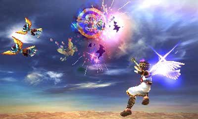 Kid Icarus Uprising Battle
