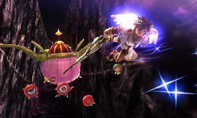 Kid Icarus Uprising Chase