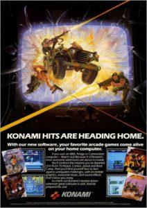 Konami Home Computer Ad