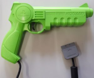 Konami PlayStation Justifier Gun