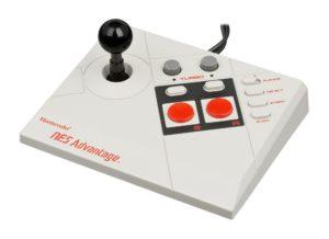 NES Advantage Controller