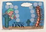 Nintendo Game Pack Link Card 2 Front