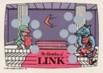 Nintendo Game Pack Link Card 3 Front