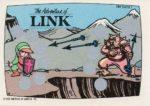 Nintendo Game Pack Link Card 7 Front