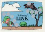 Nintendo Game Pack Link Card 8 Front