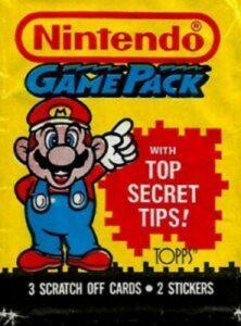 Nintendo Game Pack Mario Card Pack