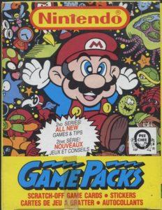 Nintendo Game Packs Box 2nd Series