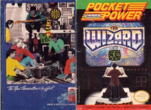 Pocket Power Front and Back Cover
