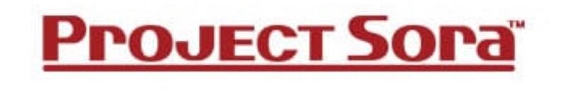Project Sora Logo