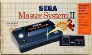 Sega Master System II Box