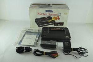 Sega Master System II Inside the Box