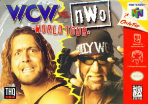 WCW vs nWo World Tour Box