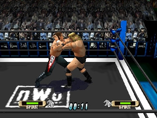 WCW vs nWo World Tour Grappling