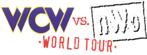 WCW vs nWo World Tour Logo