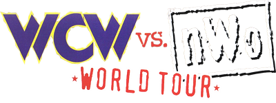 WCW vs nWo World Tour Logo